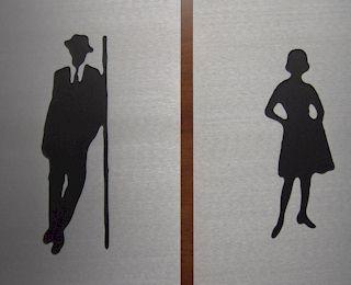 Memorial Plaques Restroom Signsbathroom