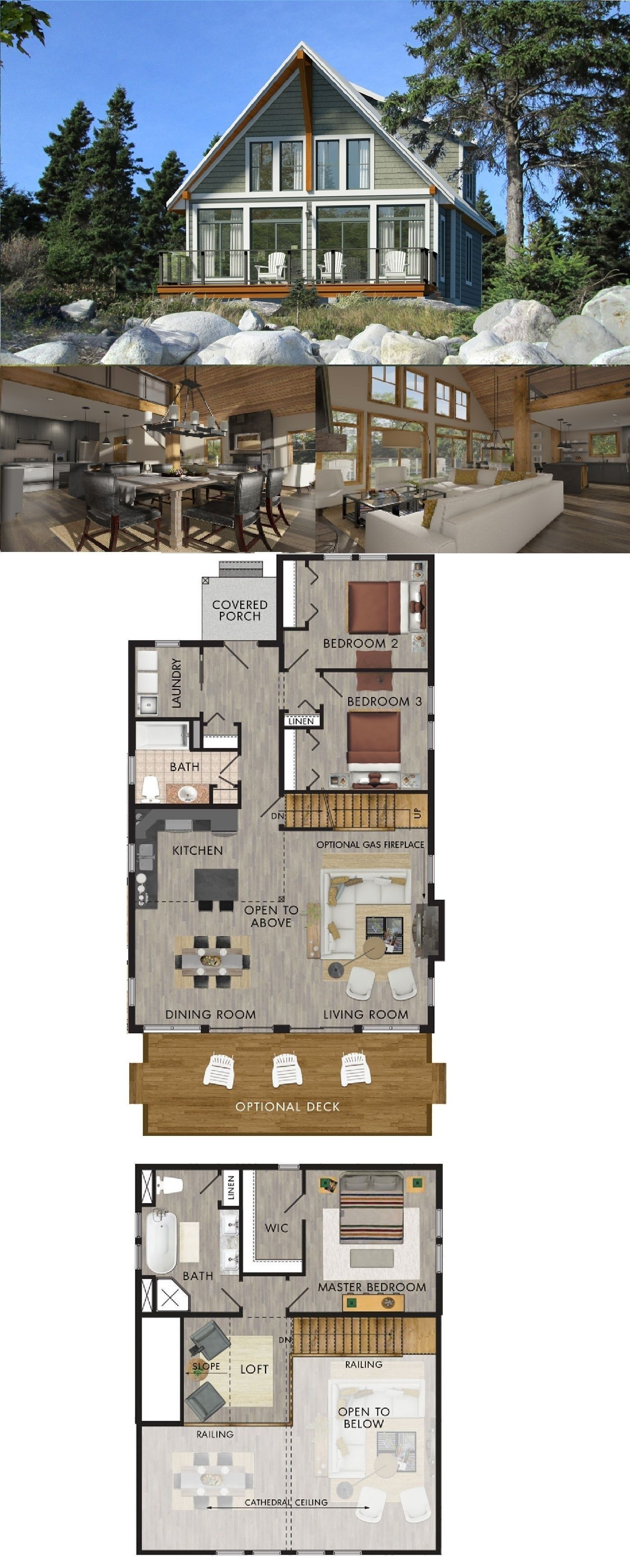 Best Of 72 Mountain Chalet House Plans Beaver Homes And Cottages Sims House Plans House Plans