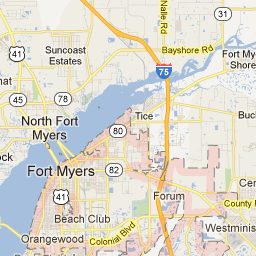 Ft Myers Map Of Florida.Ft Myers Fl Google Maps Florida Pinterest Fort Myers Beach
