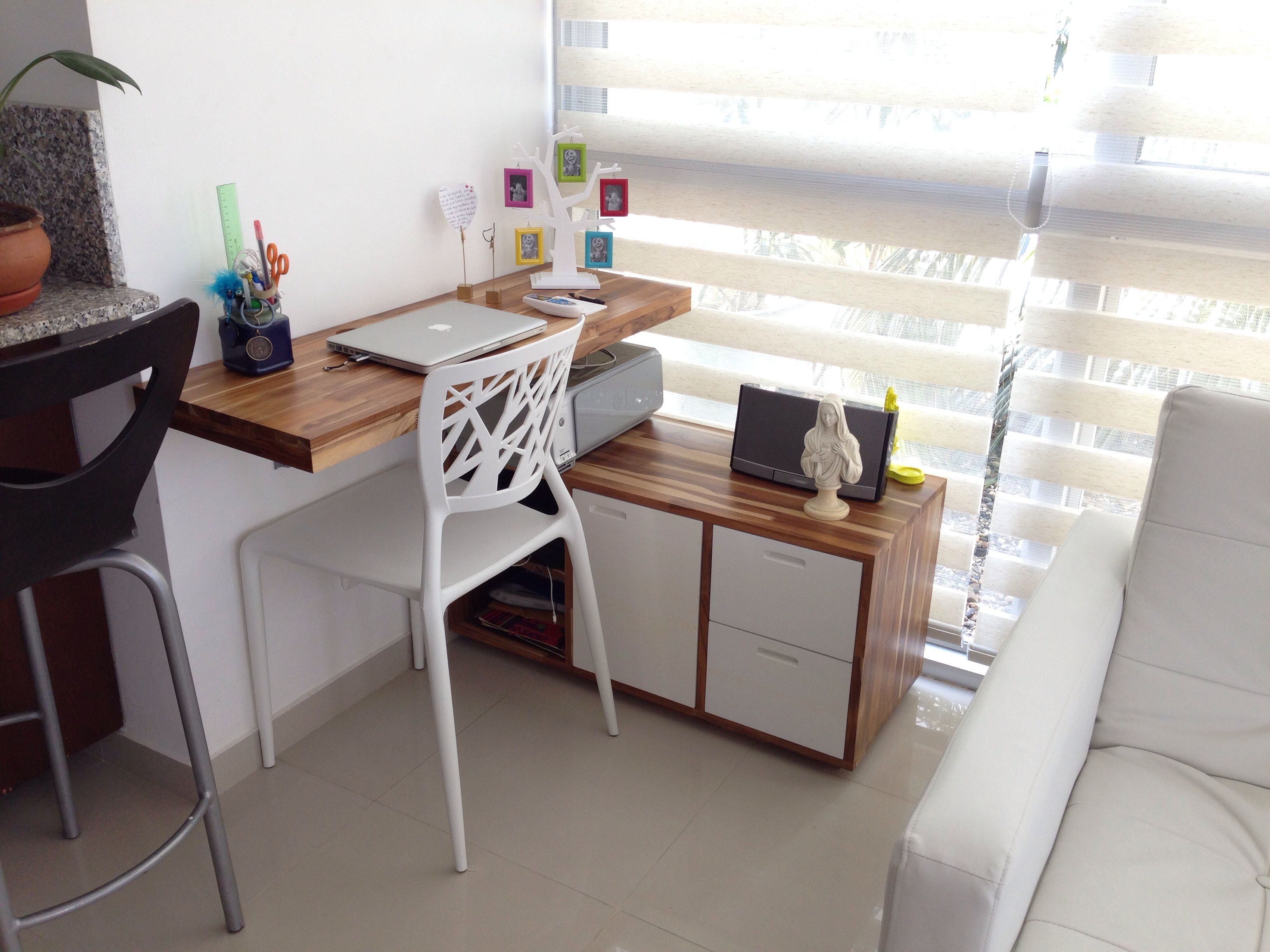 My mini office design.