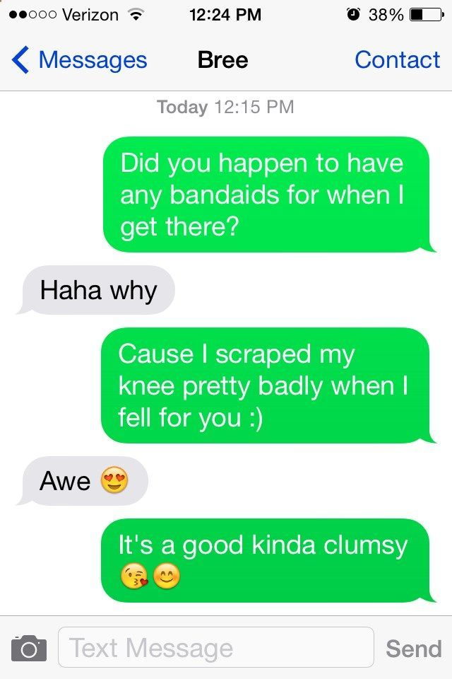 Cute text messages to my girlfriend, texts, text ...