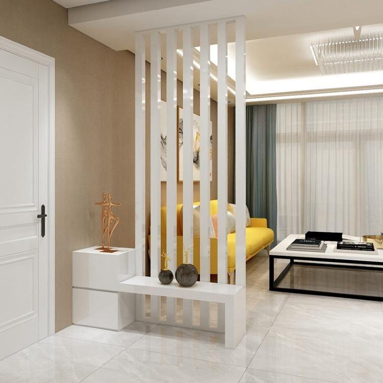 Hallway Partition Cabinet Living Room Decoration Cabinet Doorway Cabinet Shoe Cabinet White P Entrance Hall Decor Living Room Partition Design Home Room Design