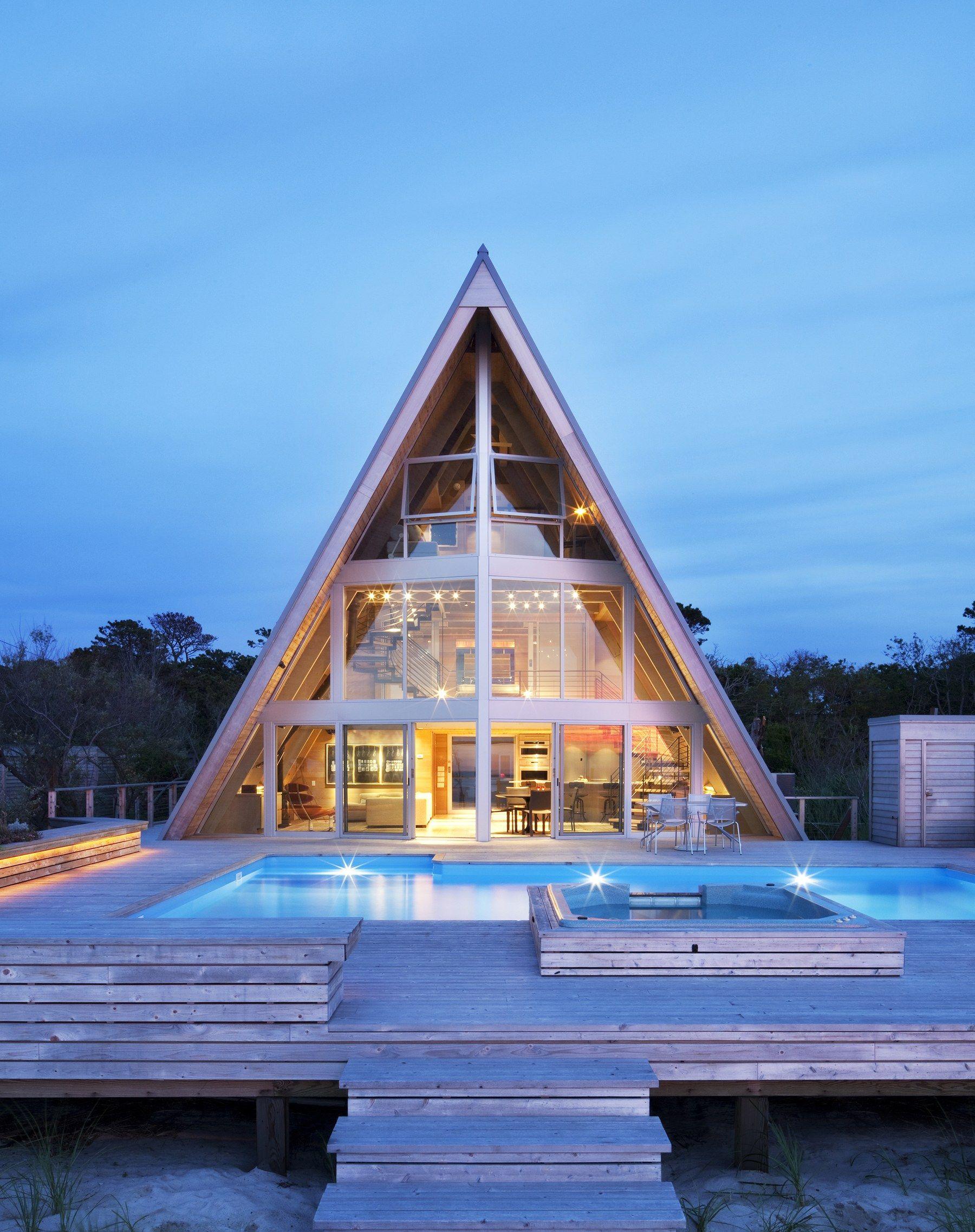 See Fire Island s Striking Modernist Beach Houses