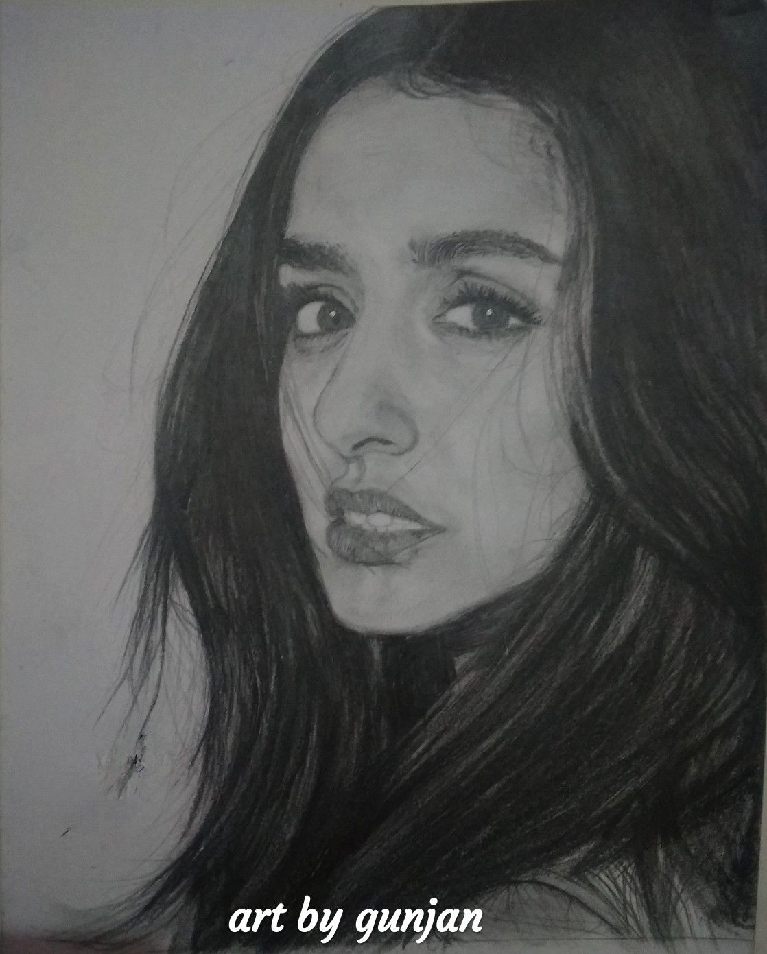 Shraddha kapoor | sketches , Drawings | pinterest ...