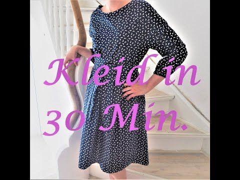 Photo of Nähen Sie das Kleid in 30 Minuten – OHNE MUSTER – für Anfänger