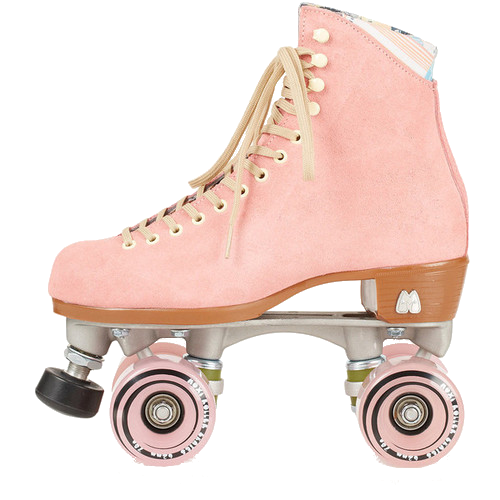 Pink And Only Pink Tumblr Com Pink Roller Skates Pink Sneakers Pink Leather Shoes