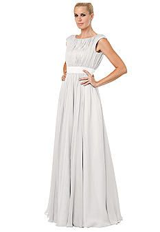 666bef2c661 JS Collections Chiffon Dress  belk  wedding  gown