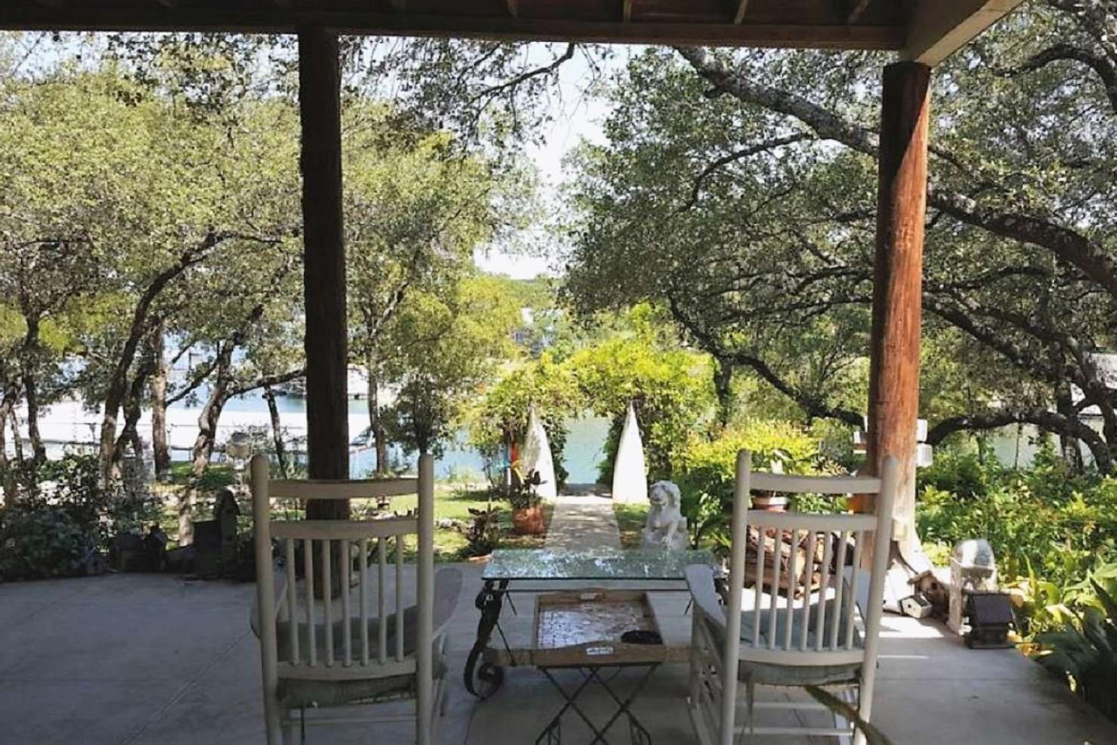 Austin Vacation Rental Bring the Boat and don't