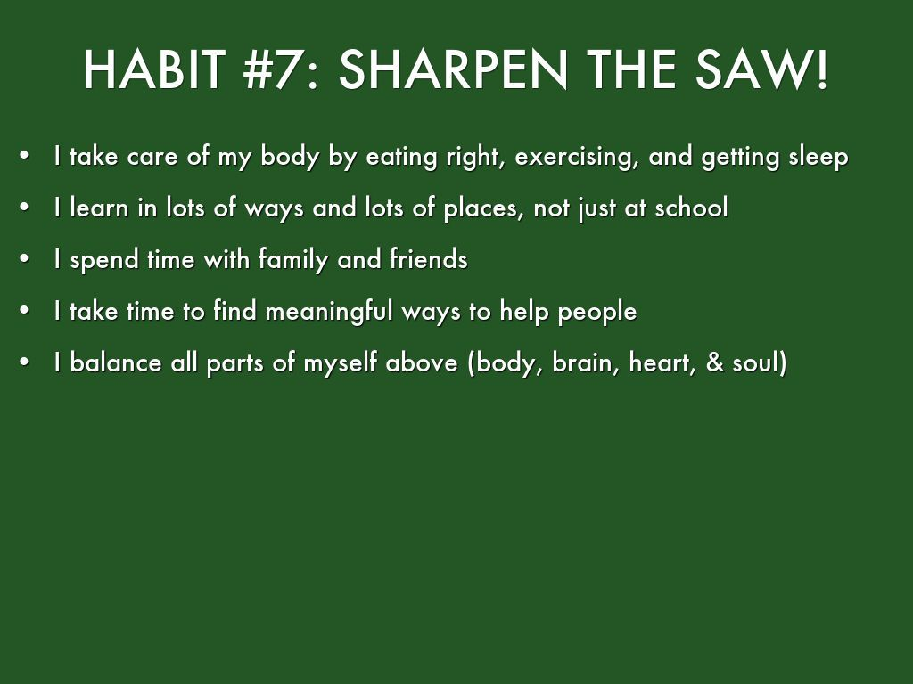 Images For Gt Sharpen The Saw Quotes