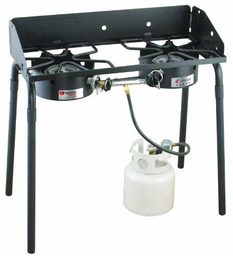 Camp Chef Explorer Series EX60LW 2Burner Modular Cooking System Black >>> Click image for more details.
