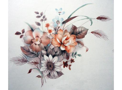 1086 Autumn Flowers Autumn Tattoo Flowers Flower Tat