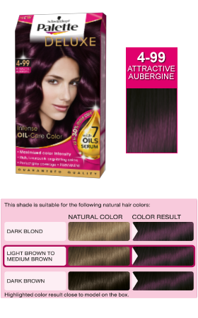 Palette Deluxe 4 99 Attractive Aubergine Natural Hair Color Natural Hair Styles Palette,Shopping Mall Barbra Streisand House