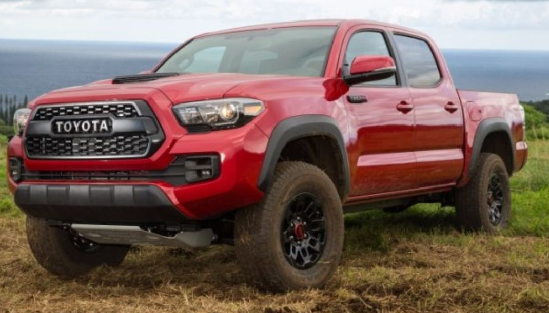 2020 Toyota Tacoma Design Engine Specs Release Date Future Cars