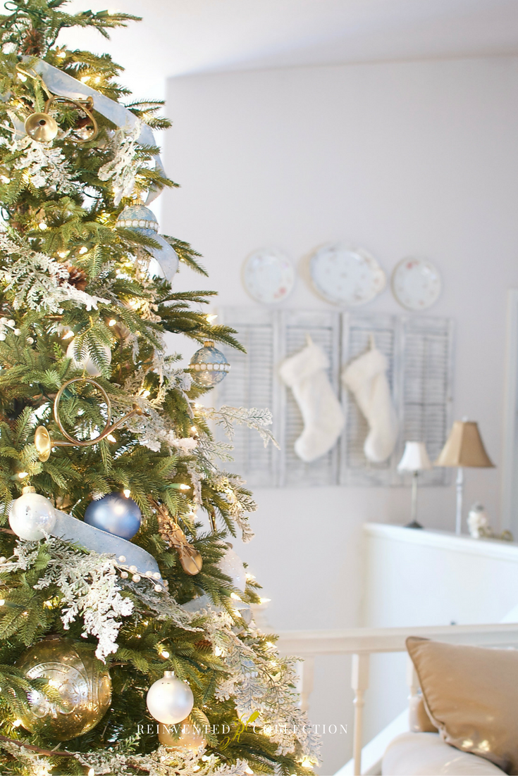 French Country Christmas Home Tour | French country christmas ...