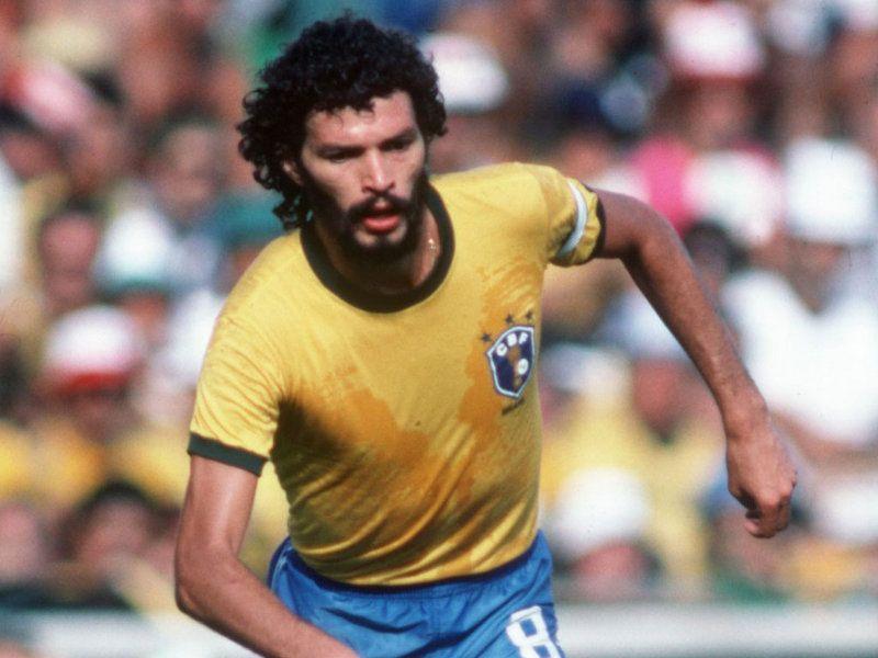 Socrates. Descanse em paz.