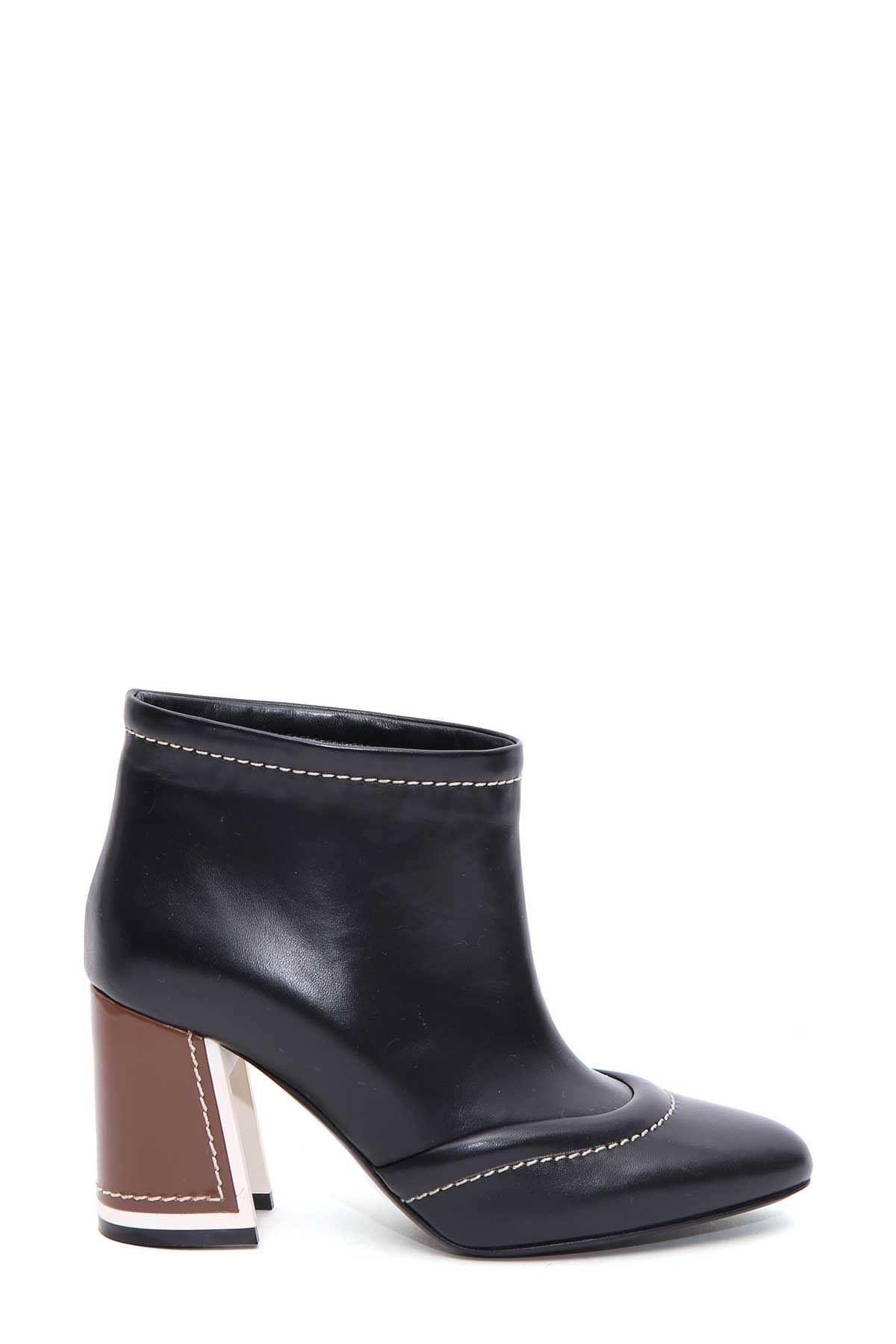 Marni Satin Platform Booties outlet choice official cheap price best deals free shipping cost Q8QKUWV