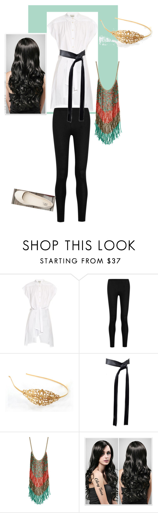 """""""D2 Bride (Chive)"""" by sweetieme-1 ❤ liked on Polyvore featuring Rachel Comey, Donna Karan and Michael Kors"""