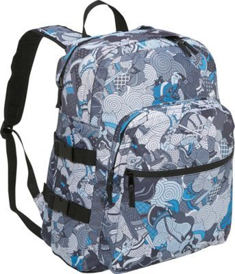 Miquelrius Joshua Davis Water Warriors Laptop Backpack Water Warriors - via eBags.com!