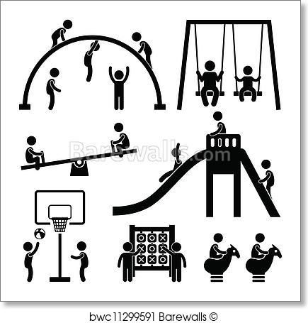 Children Playground Outdoor Park Kids Playground Playground Children Park