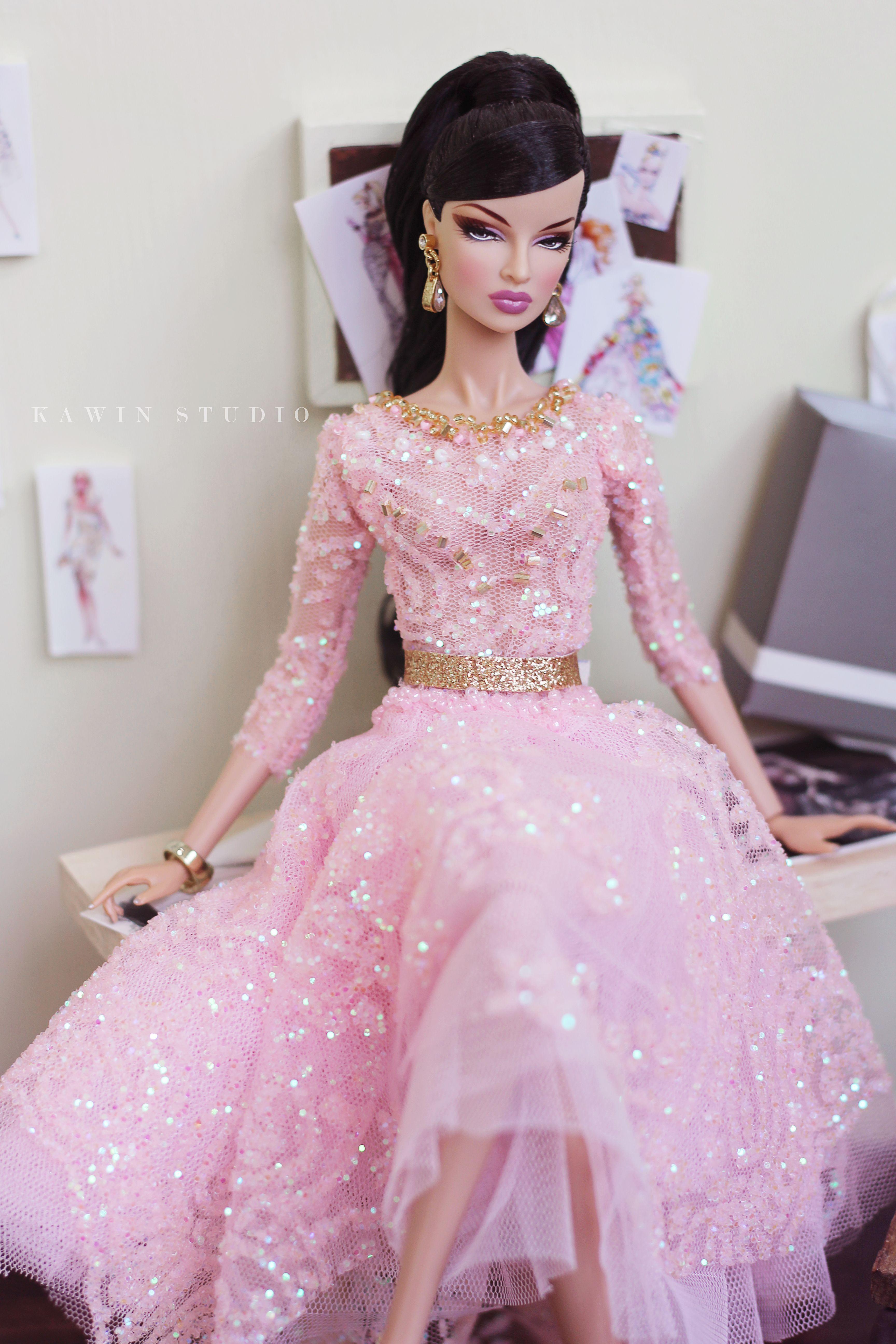 35.28.4 / Kawin Tan | Barbie/Doll Dresses! II | Pinterest