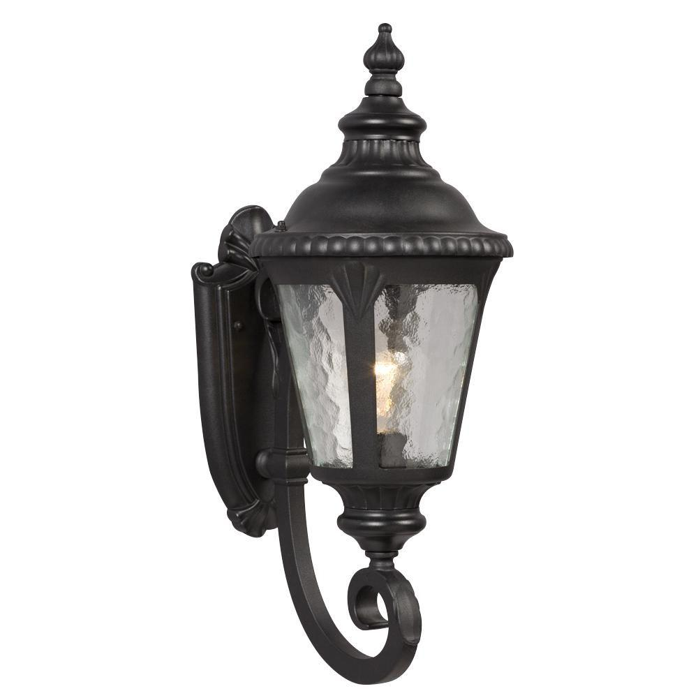 Filament Design Negron 1 Light Outdoor Black Wall Lantern Sconce Cli Xy076696 Outdoor Wall Lighting Bel Air Lighting Outdoor Walls