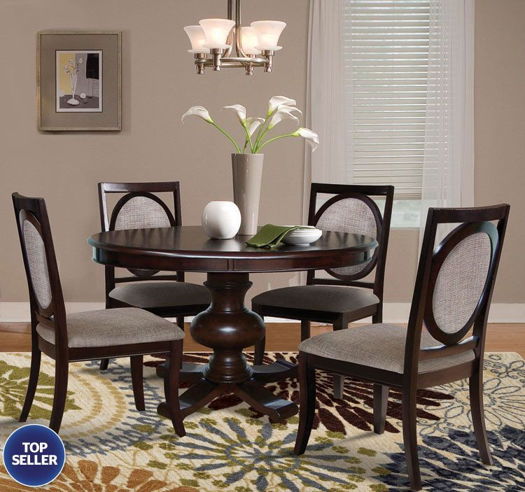 Antheron 5 Piece Dining Room Collection Antheron 5 Piece