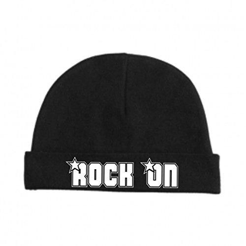 Rock On Baby Beanie