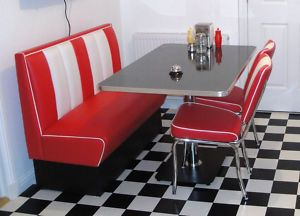 Surprising Kitchen Bench Seating Diner Style Diner At Home In 2019 Creativecarmelina Interior Chair Design Creativecarmelinacom