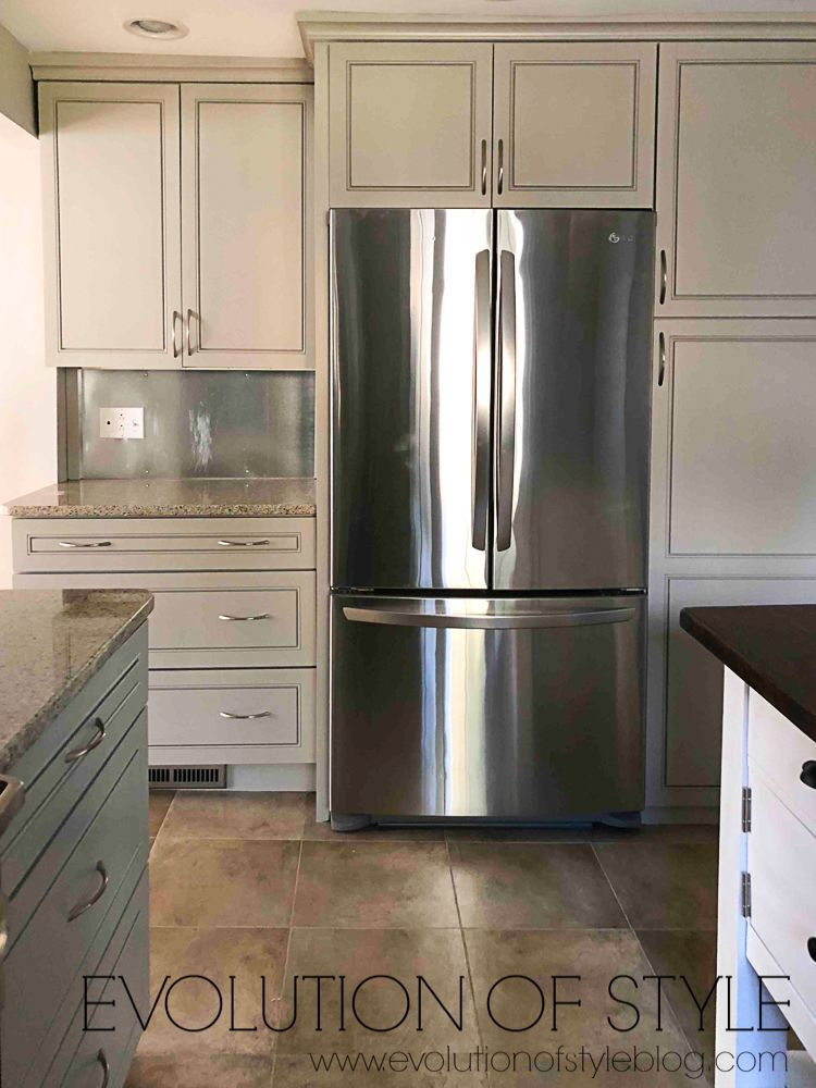 Anew Gray Kitchen in 2020