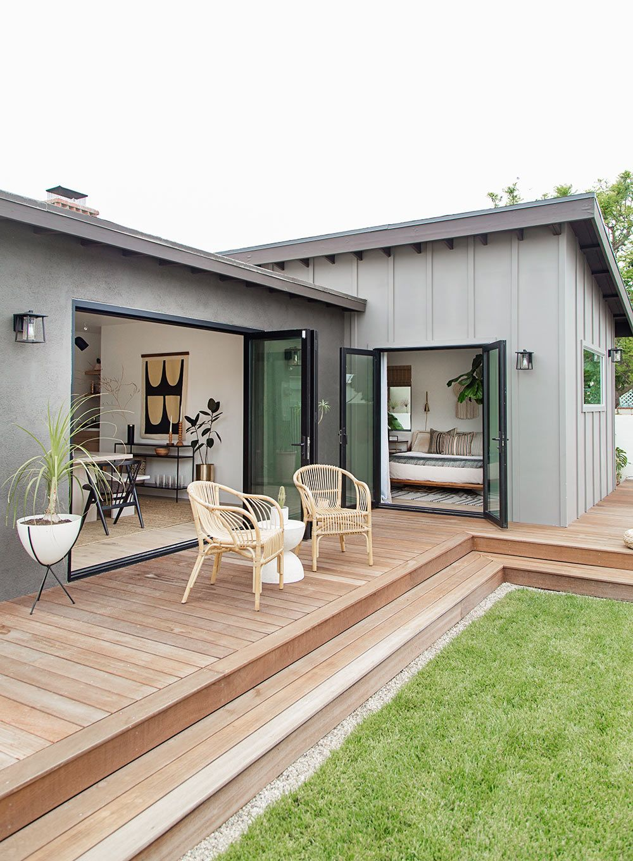 Photo of Amanda's home renovation: dining room and backyard design   Home & Living