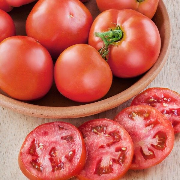 2016 Better Bush Tomato Fruit Size 8 Oz Medium Matures 68 Days After Planting Tips For Growing Tomatoes Growing Tomatoes In Containers Growing Tomatoes