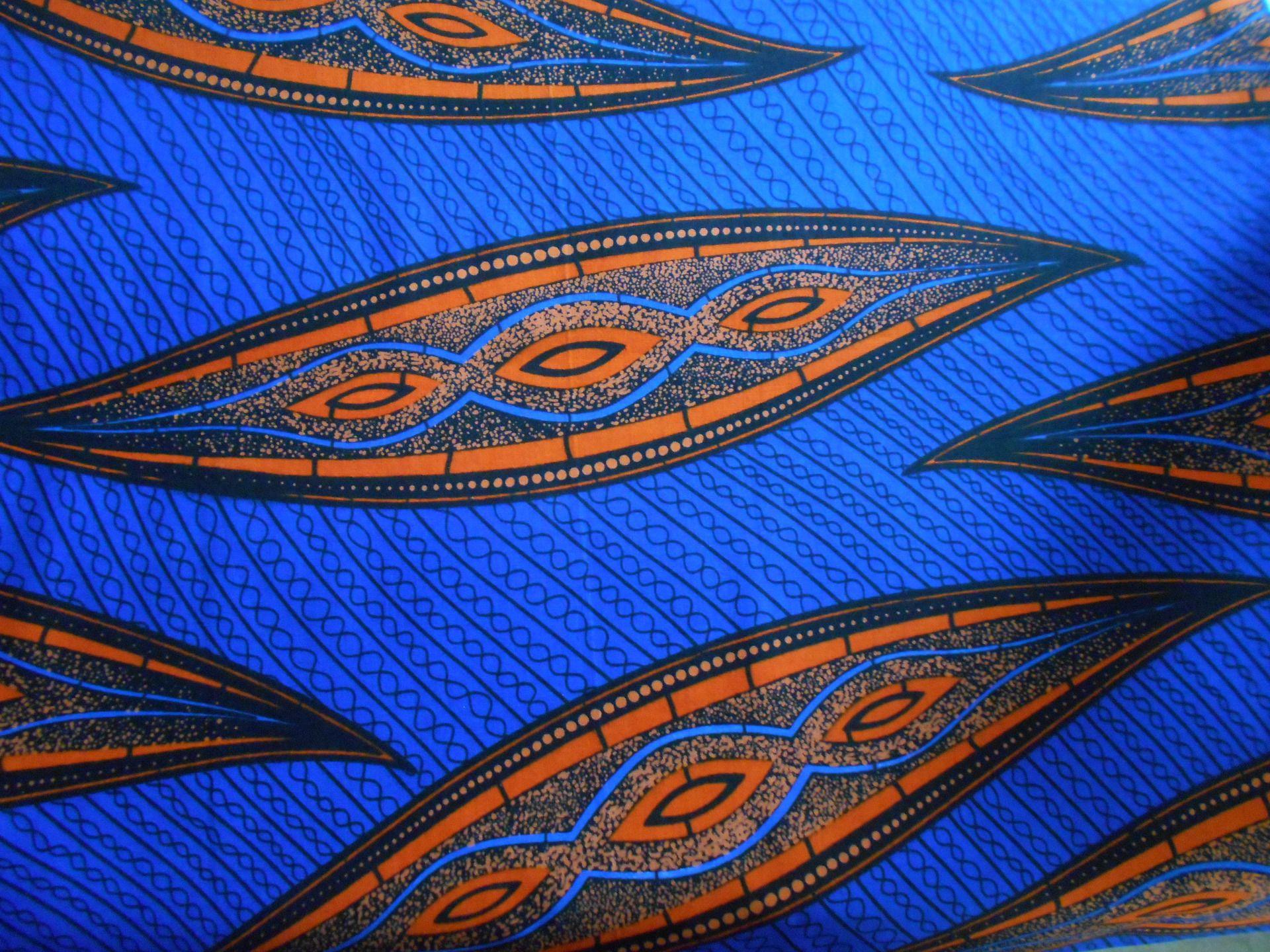 tissu africain rare