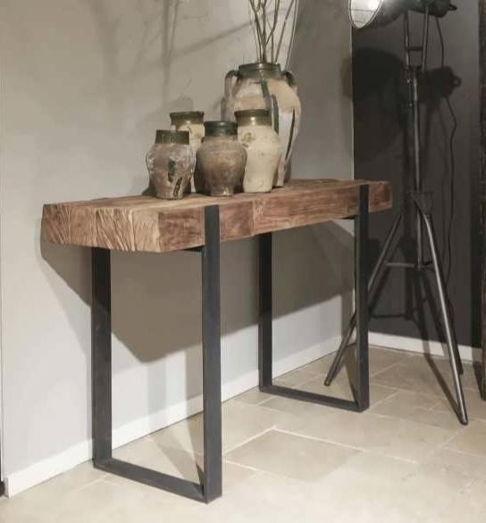 Hoge Side Table.Reclaimed Teak Side Table Ferro To Do In 2019 Ideeen