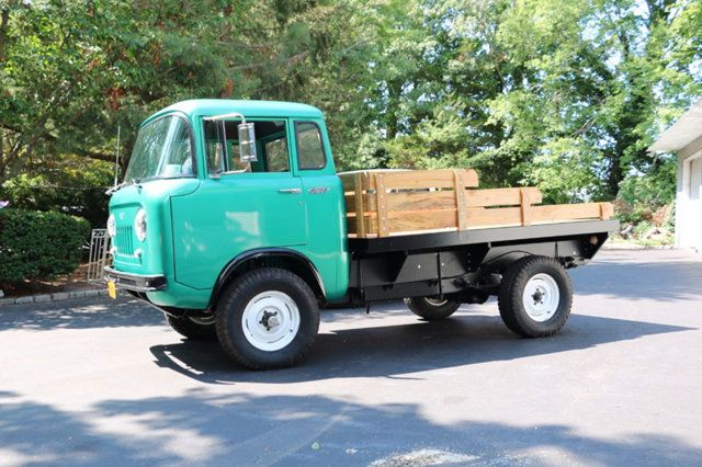 1962 Willys Jeep FS170 - Click to see full-size photo viewer