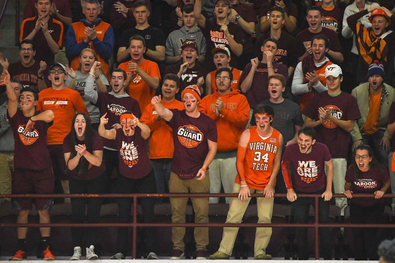 Ole Miss vs. Virginia Tech basketball 2017 Time, TV