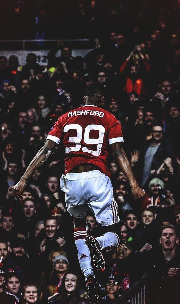 Mufc Iphone Wallpaper 39 Marcus Rashford Marcus Rashford Manchester United