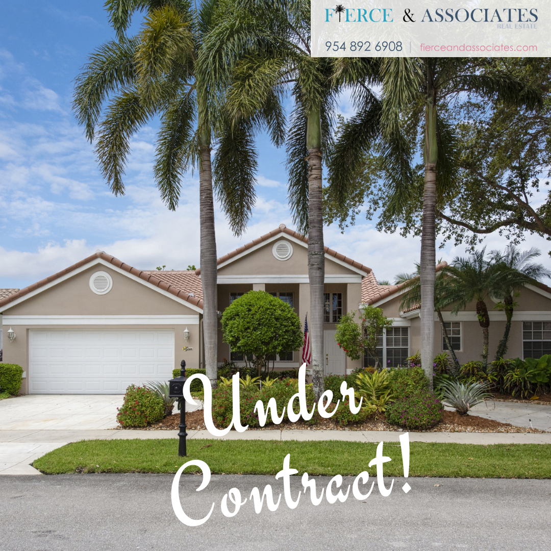 Congrats To Our Sellers For Accepting An Offer On Their Davie Home We Know The Buyers Are Truly Going To Love It South Florida Real Estate Home Buying Realty