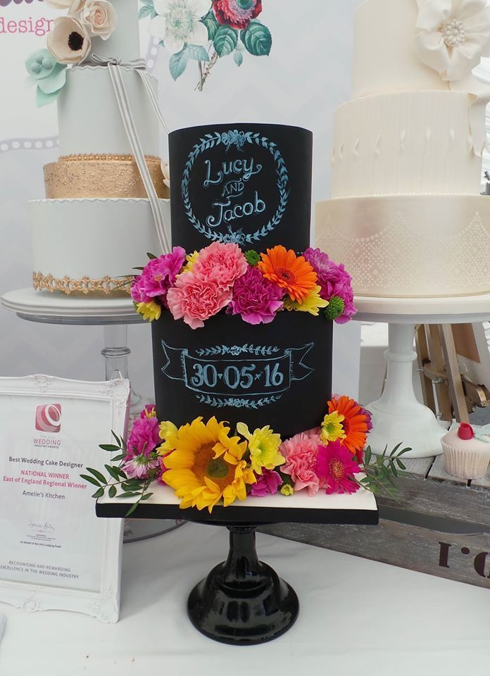This daily wedding cake inspiration is absolutely breath taking! These luxurious confections from Amelie's Kitchen are detailed perfectly for your big day. Here we have featured cakes from stunning floral accents to gold enticing frosting. Go ahead and indulge in the lavish decadence! Featured Cake: Amelie's Kitchen Featured Cake: Amelie's Kitchen Featured Cake: Amelie's Kitchen Featured […]