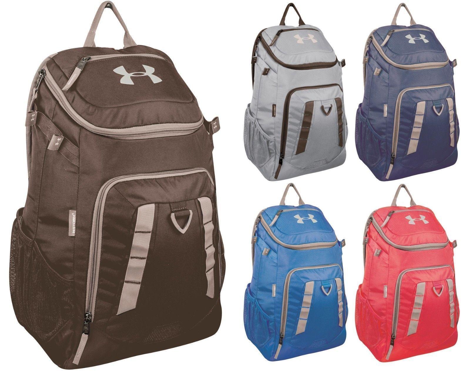 super popular 12316 53ef4 Equipment Bags 50807  Under Armour Ua Undeniable Baseball Softball Bat  Backpack Bag Uasb-Ubp