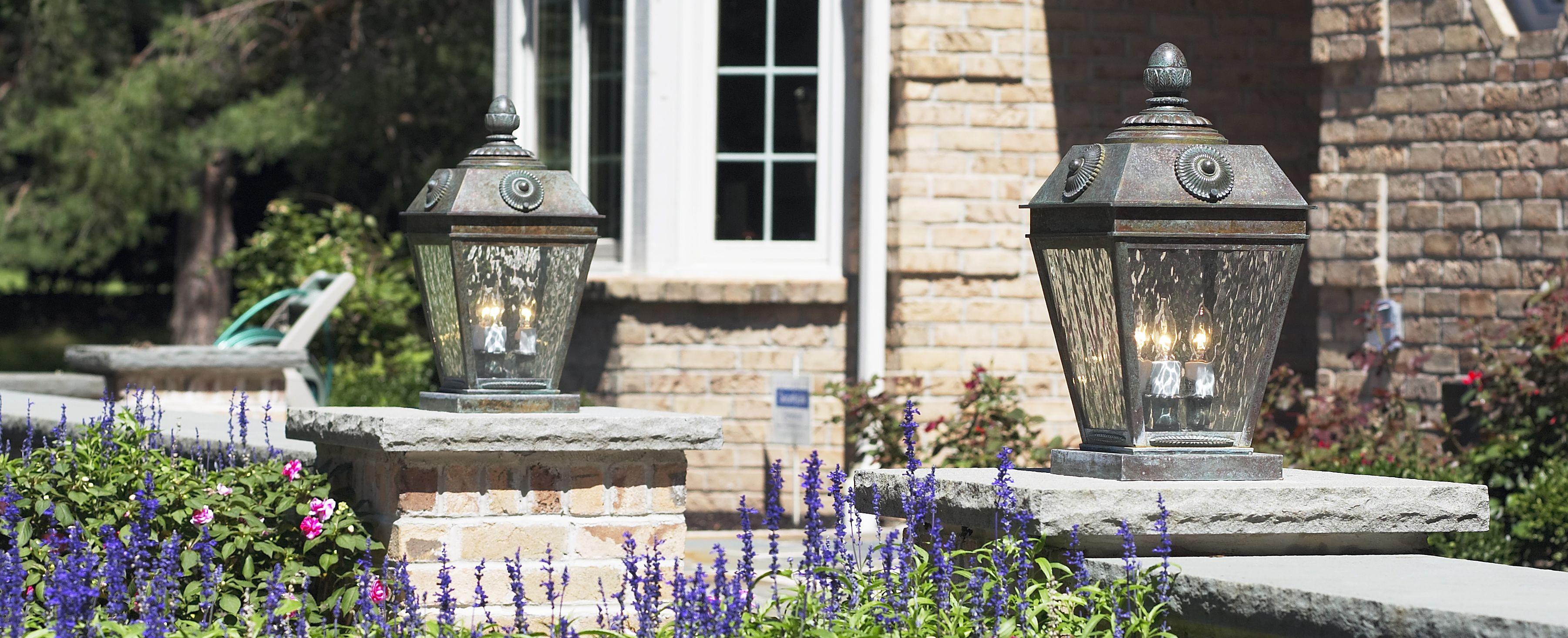 Like Slate Wall Caps Light Fixtures On Wall Outdoor Solar Lamps Solar Deck Lights Outdoor Globe Lights