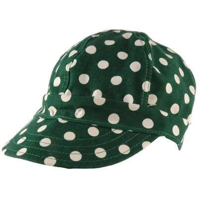 Kromer Cap Size 7 1 8 Welding Caps Welder Cap Polka Dots