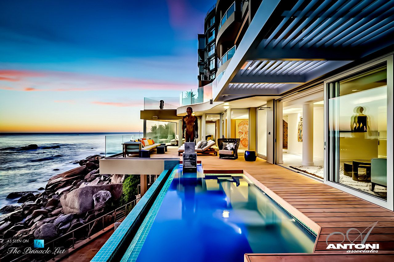 Clifton view 7 luxury apartment cape town western cape south africa