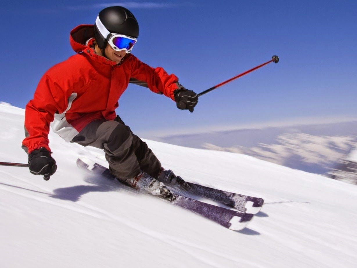 Skiing Locations Skiing Skiing Locations Injury
