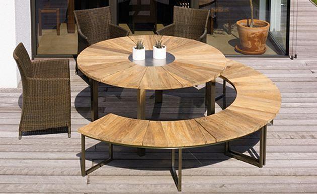 Explore Teak Garden Furniture, Outdoor Decor, And More!