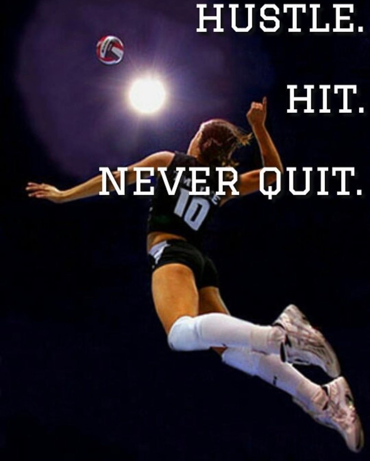Motivational Team Quotes Volleyball: Get Motivated To Play Volleyball
