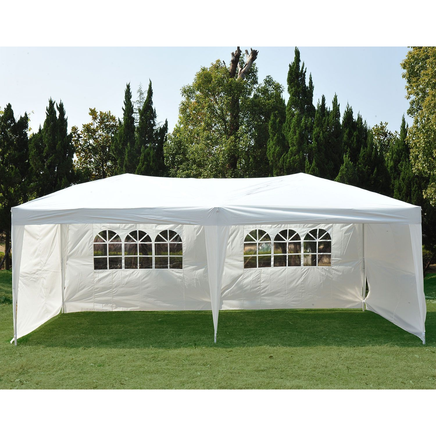 10 X20 Canopy Party Wedding Outdoor Tent Gazebo Pavilion Cater Events Pop Up Canopy Tent Gazebo Party Canopy