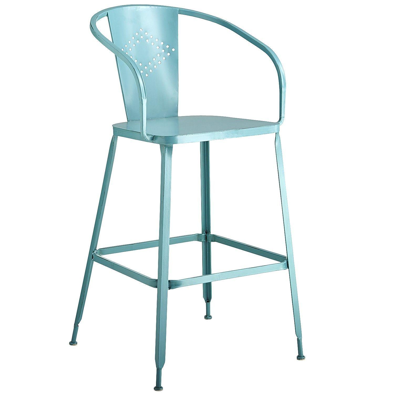 Weldon Barstool - Teal | For the Home | Pinterest | Teal, Bar stool ...