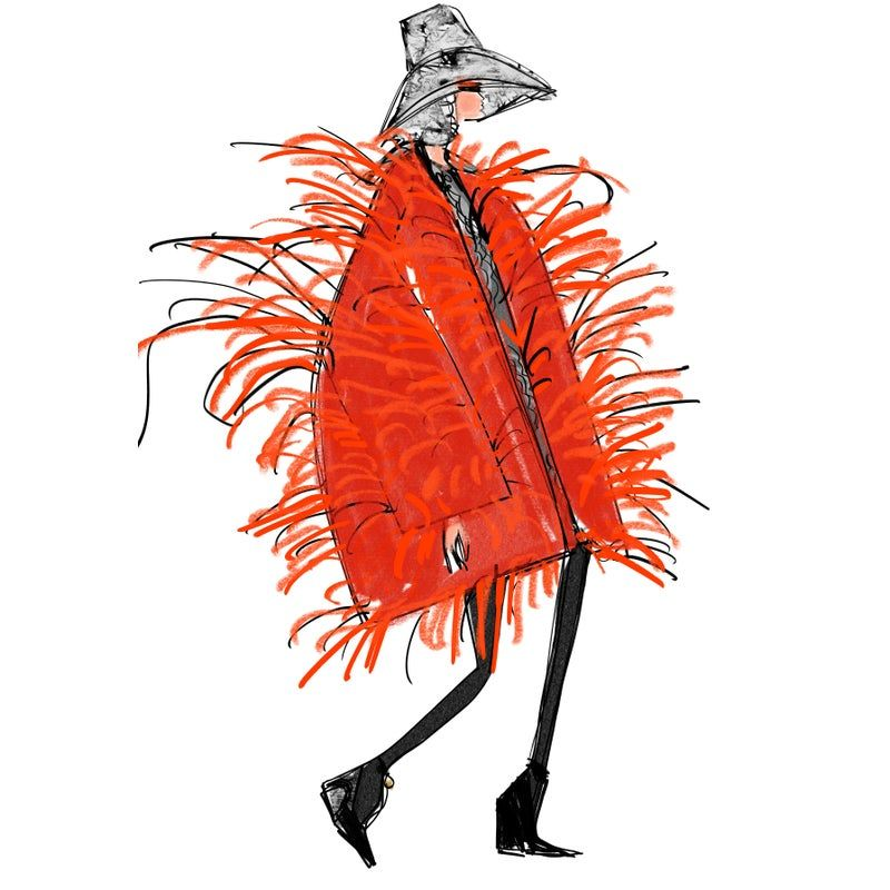 """Photo of """"Valentino Look 9 2020"""" Limited Edition Print by Annie Naranian"""