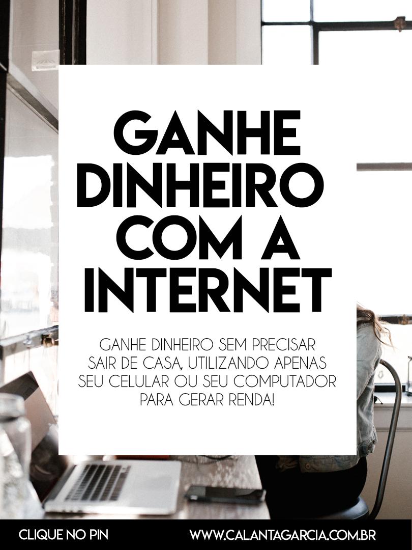 GANHE DINHEIRO SEM SAIR DE CASA, MUITO FÁCIL!