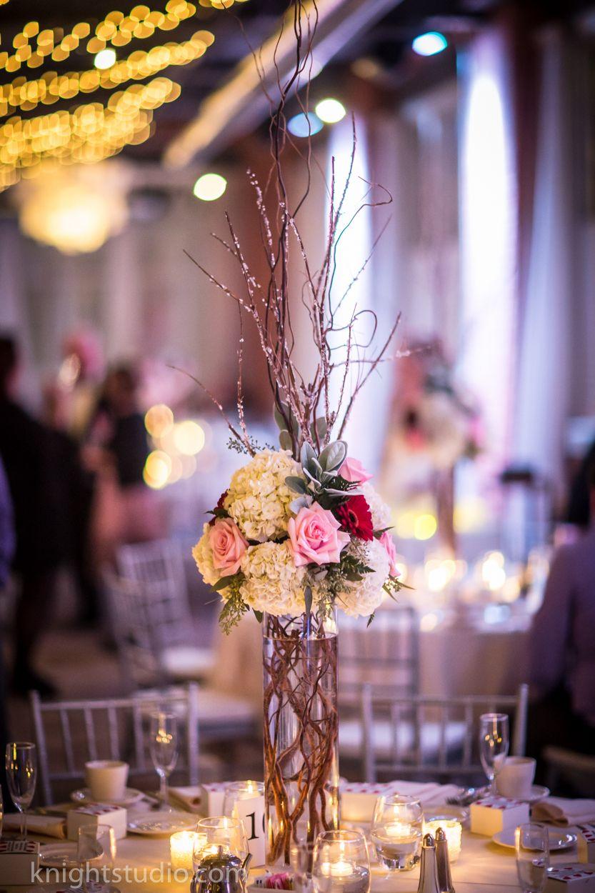 The Foundry Buffalo wedding, Hotel reception, Wedding